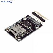 Модуль с MicroSD-card