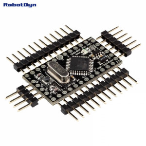 ProMini (arduino совместимая) ATmega328P (5V, 16MHz) от RobotDyn