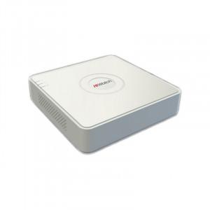 IP видеорегистратор HiWatch DS-N104P (питание камер с регистратора)
