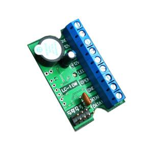 Автономный контроллер СКУД LC-1DW (Wiegand, TM)