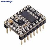 Драйвер шагового двигателя на чипе DRV8825 от RD