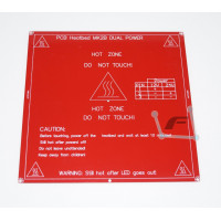 Нагревательный стол Mk2b 12/24 вольт 214x214мм