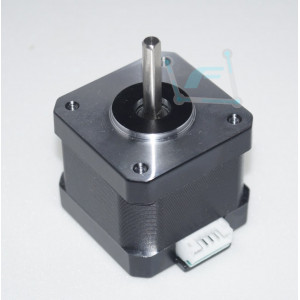 Двигатель шаговый NEMA17 42SHDC025-24B