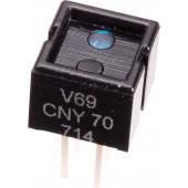 Датчик оптоэлектронный отражатель CNY70