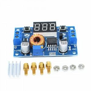 Dc-dc Преобразователь напряжения понижающий XL4015 5A с индикацией вольтметра