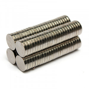 Неодимовый магнит 8x1.5 N50