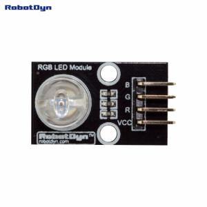 Модуль большого 10мм RGB светодиода