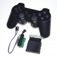 Беспроводной джойстик PS2 для Arduino проектов
