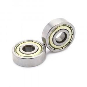 Радиальный шарикоподшипник 685zz (5/11/5mm)