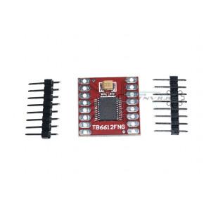 Компактный модуль драйвера двигателя TB6612FNG