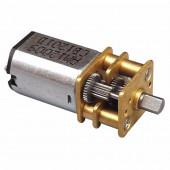Микро моторчик с редуктором DC3-6v DIY VE508
