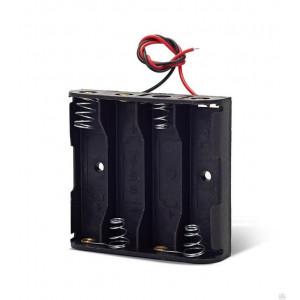 Батарейный отсек АА на 4 места