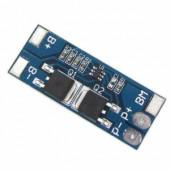 Контроллер заряда-разряда hx-2s-d01 двух литийоных аккумуляторов 18650