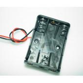 Батарейный отсек АА на 3 места