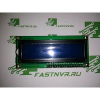 LCD Дисплей 1602 и I2C модуль ардуино