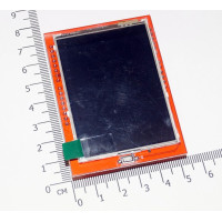 "Дисплей 2.4-дюйма TFT LCD  Display Shield 2.4"""