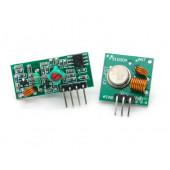 RF Модуль. Приемник и передатчик 433 мГц