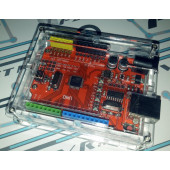 Прозрачный корпус для контроллера Arduino UNO R3