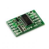 Модуль датчика веса на чипе HX711