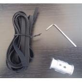 Комплект ременной передачи на 3D принтер
