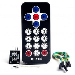 ИК Пульт с приемником KEYES со стрелками