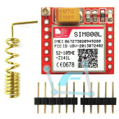 GSM/GPRS модуль SIM800L + Антенна