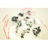 12 видов Электролитических конденсаторов по 10 штук