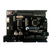 Uno R3 (arduino совместимая) CH340G/ATmega328P на microUSB RobotDyn