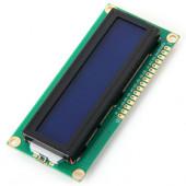 LCD Дисплей 1602 ардуино