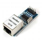 Ethernet Модуль на базе Enc28J60