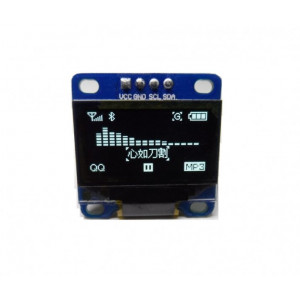 Дисплей OLED 0.96 I2C 128x64 (White)