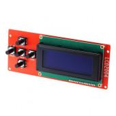 Дисплей 2004A с кнопками управления для 3D принтера