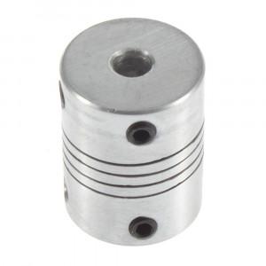 Гибкая муфта  5mm-5mm, D19 L25