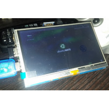 "Новое видео LCD 5"" HDMi Raspberry PI3"