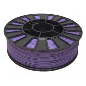 Катушка фиолетового цвета PLA пластика для 3D принтера 0.82 кг, 1.75 мм