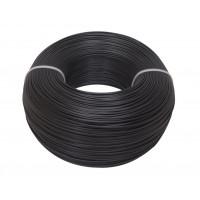 400м Черный Моток PLA пластика 1.75 мм