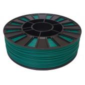 Катушка зеленого цвета PLA пластика для 3D принтера 0.82 кг, 1.75 мм