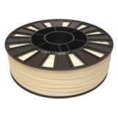 Катушка натурального цвета PLA пластика для 3D принтера 0.82 кг, 1.75 мм