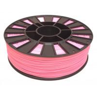 Катушка розового-флуоресцентного ABS пластика для 3D принтера 0.75 кг, 1.75 мм
