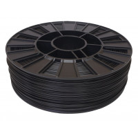 Катушка черного ABS пластика для 3D принтера 0.75 кг, 1.75 мм