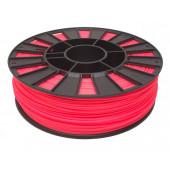 Катушка кораллового цвета PLA пластика для 3D принтера 0.82 кг, 1.75 мм