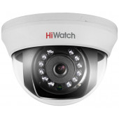 Купольная HD-TVI камера HiWatch DS-T101
