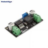 Dc-dc Преобразователь напряжения понижающий LM2596 от RD