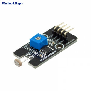 Модуль с датчиком света (аналоговый и цифровой выходы) от RD