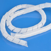 Лента спиральная монтажная D6мм-d4мм spiral wrapping bands