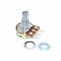 Потенциометр, переменный резистор, 10 кОм, B1K