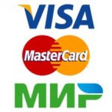 Банковские карты в автоматической онлайн оплате