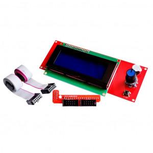 LCD Дисплей 2004 для Reprap RAMPS 1.4