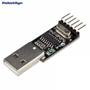 Адаптер  USB - UART TTL на CH340G