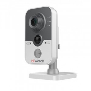 Офисная IP камера HiWatch DS-I114W